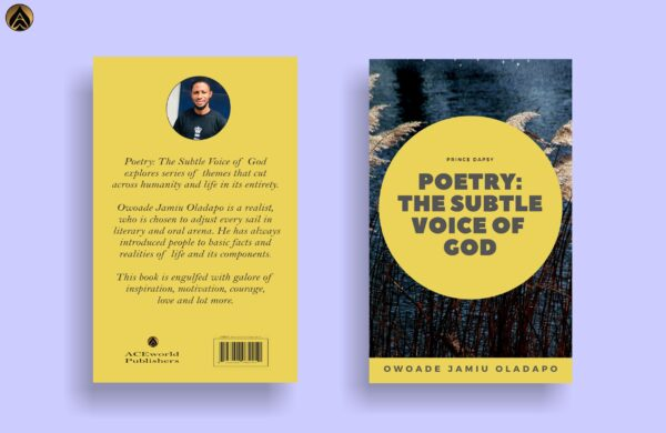 Poetry: The Subtle Voice Of God by Owoade Jamiu Oladapo